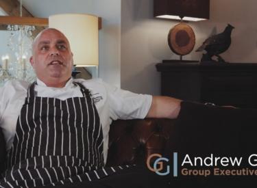 Galloping Gourmet Brand Film